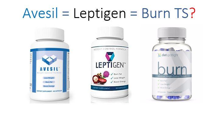 dietspotlight burn = leptigen =avesil
